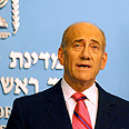 Olmert. A private person too Photo: GPO