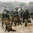 Soldiers returning from Gaza mission Photo: AFP