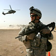 American soldier (Archive photo) Photo: Reuters