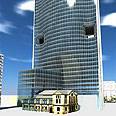 Proposed skyscraper Photo: AP