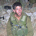 First Sergeant-Major Yariv Ben-Amitai Reproduction photo: Hagai Aharon