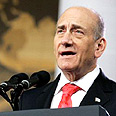 Olmert - 'Felt he was speaking for the people' Photo: Reuters