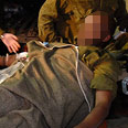 Soldier injured in mortar attack