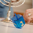 Holiday dreidel Photo: Visual Photos