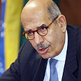ElBaradei issues warning Photo: AP