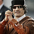 Gaddafi the advisor Photo: Reuters