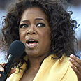 Winfrey. Past winner Photo: AFP