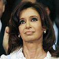 Cristina Kirchner Photo: AFP