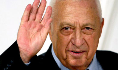 Former Prime Minister Ariel Sharon (Photo: Reuters)