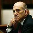 'Will bring about another failure.' Olmert Photo: Reuters