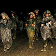 Soldiers returning from Gaza operation Photo: AFP
