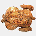 Israelis love their chicken Photo: Visual/Photos