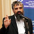 Rabbi Sharlo: Wonderful meeting Photo: Dov Yarden