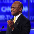 Herman Cain – tough on terror? Photo: AFP