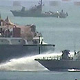 IDF prepares for flotilla Photo: IDF Spokesperson's Unit