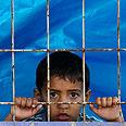 Syrian refugee n Turkey Photo: Reuters