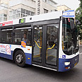 Dan bus Photo: Amit Magal