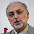 Iranian Foreign Minister Ali Akabr Salehi Photo: AP