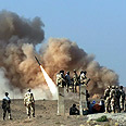 Iranian military drill (archives) Photo: EPA