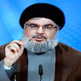 Hezbollah Secretary-General Sheikh Hassan Nasrallah Photo: EPA