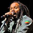 Ziggy Marley. Strong connection to Judaism Photo: Rafi Barbiro
