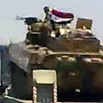 Syrian tanks - used against citizens Photo: EPA
