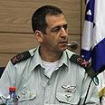 Maj. Gen. Aviv Kochavi Photo: Gil Yohanan