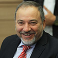 Lieberman: Groups part of de-legitimization Photo: Gil Yohanan