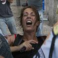 Activist detained at Ben-Gurion Airport Photo: AFP
