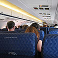 12.4% don&#39;t want to sit next to haredi passengers Photo: Shutterstock