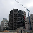 Investors' share in real estate market down 24% (archives) Photo: Roee Idan