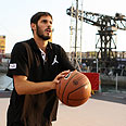 Omri Casspi. Discontent over NBA lockout Photo: Dror Einav