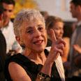 Lynn Schusterman. Long-term dedication toward Jewish community involvement and service Photo: Adi Cohen
