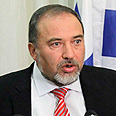 'Seperation good for national security.' Lieberman Photo: Noam Moskowitz