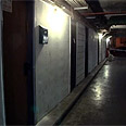 Entrance to storerooms Photo: Eli Mandelbaum