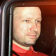 Anders Behring Breivik brought to jail Photo: Reuters