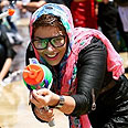 Summer fun in Tehran