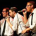 The Maccabeats. 'Keep the flame of Hanukkah burning' Photo: Maccabeats