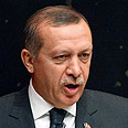 Turkish PM Erdogan Photo: AFP