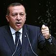 Sent warnings. Erdogan Photo: AFP