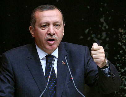 Turkey's Prime Minister Recep Tayyip Erdogan  (Photo: AFP)