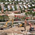 West Bank city of Ariel Photo: AFP