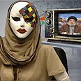 Masked presenter ridicules Hezbollah leader