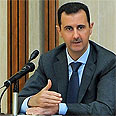 Assad. Threatening Tel Aviv Photo: EPA