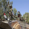 Syrian soldiers in Deir el-Zour (archives) Photo; AFP