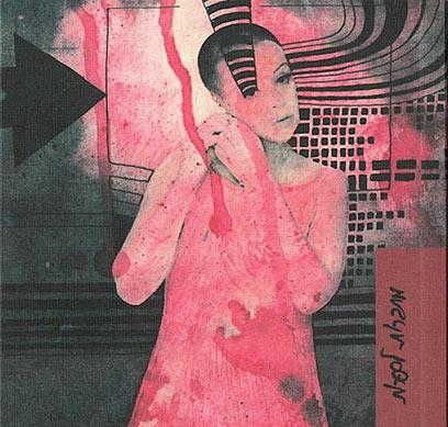אשה שמאבדת את עצמה (עטיפת ספר של דה בובאר) (עטיפת הספר)