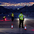 Checkpoints set up after attacks Photo: EPA
