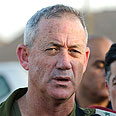 IDF Chief of Staff Benny Gantz Photo: Ben Kelmer
