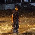 Militant near bombed Gaza site (archive) Photo: EPA