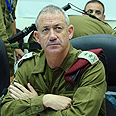 IDF chief Gantz Photo: IDF Spokesperson's Office